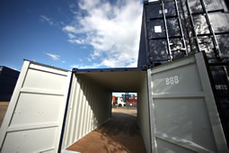 Containers for Storage - 20ft Double-door