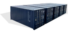 Containers for Storage - 20ft Standard