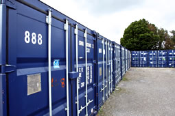 Lease storage containers
